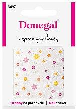 Düfte, Parfümerie und Kosmetik Dekorative Nagelsticker 3697 - Donegal