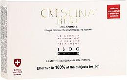 Düfte, Parfümerie und Kosmetik Wiederherstellendes Lotion-Konzentrat zum Haarwachstum für Frauen 1300 - Labo Crescina Re-Growth Anti-Hair Loss Complete Treatment 1300 Woman