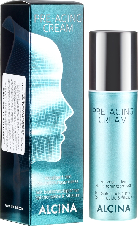 Anti-Aging Gesichtscreme - Alcina Pre-Aging Cream