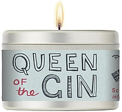 Düfte, Parfümerie und Kosmetik Duftkerze - Bath House Queen Of The Gin Juniper Gin Scented Candle