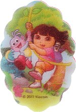 Düfte, Parfümerie und Kosmetik Kinder-Badeschwamm Dora 169-6 - Suavipiel Dora Bath Sponge