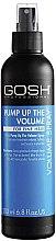 Düfte, Parfümerie und Kosmetik Haarspray für mehr Volumen - Gosh Pump Up The Volume Spray
