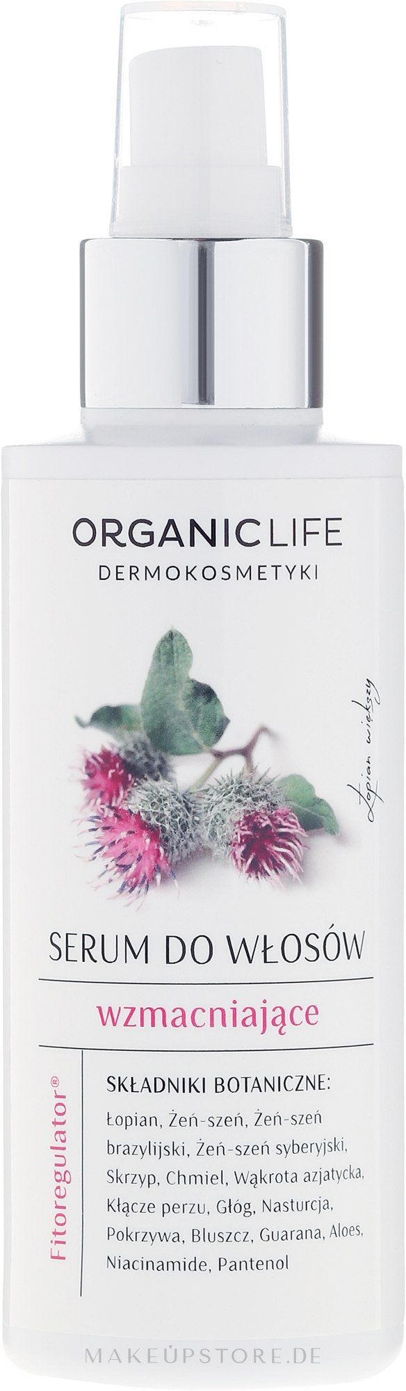 Haarstärkendes Serum - Organic Life Dermocosmetics Hair Serum — Bild 150 g