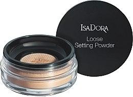 Düfte, Parfümerie und Kosmetik Loser Gesichtspuder - IsaDora Loose Setting Powder