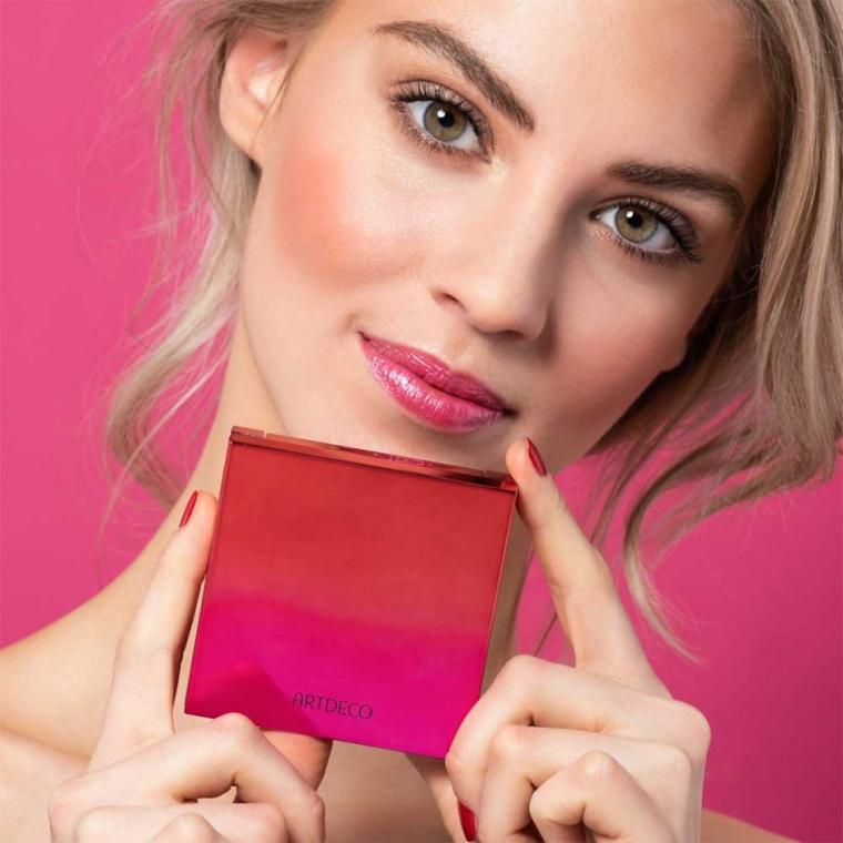 Artdeco Bronzing Blush Sunset Limited Edition 2019 - Dreifarbiges Rouge — Bild N6
