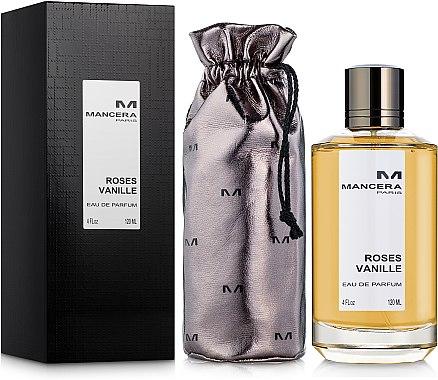 Mancera Roses Vanille - Eau de Parfum — Bild N3