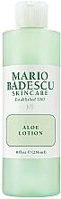 Düfte, Parfümerie und Kosmetik Erfrischende feuchtigkeitsspendende und beruhigende Gesichtslotion mit Aloe Vera - Mario Badescu Aloe Lotion