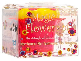 Düfte, Parfümerie und Kosmetik Entwirrbürste - Tangle Teezer Magic Flowerpot Princess Pink