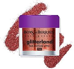 Düfte, Parfümerie und Kosmetik Gesichts- und Körperglitzer - Boys'n Berries Glitterland Face and Body Glitter
