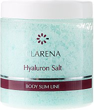 Düfte, Parfümerie und Kosmetik Badesalz mit Hyaluronsäure - Clarena Hyaluron Salt