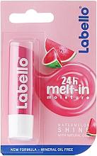 Düfte, Parfümerie und Kosmetik Lippenbalsam mit Wassermelonenduft - Labello Watermelon Shine Lip Balm