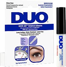 Düfte, Parfümerie und Kosmetik Wasserfester langanhaltender Wimpernkleber - Ardell Duo Quick Set