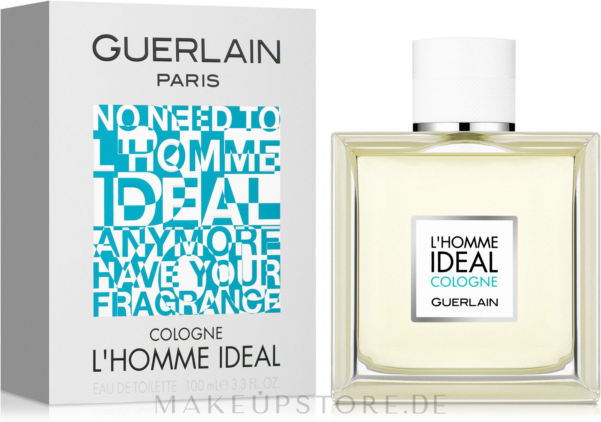 Guerlain L'Homme Ideal Cologne - Eau de Toilette — Bild 50 ml