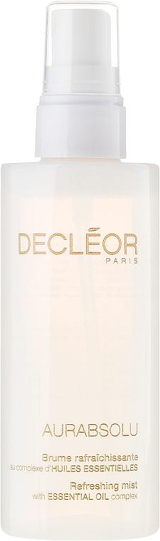 Erfrischendes Nebelspray mit ätherischen Ölen - Decleor Aurabsolu Refreshing Mist — Bild N2