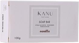 Düfte, Parfümerie und Kosmetik Hand- und Körperseife mit Vanille - Kanu Nature Soap Bar Vanilla
