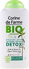 Düfte, Parfümerie und Kosmetik Duschgel - Corine De Farme Detox Shower Gel