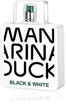 Mandarina Duck Black & White - Eau de Toilette  — Bild N2