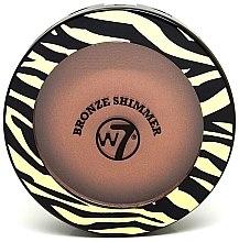 Düfte, Parfümerie und Kosmetik Bronzepuder - W7 Bronzing Compact Shimmer
