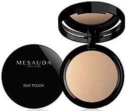 Gebackener Gesichtspuder - Mesauda Milano Silk Touch Powder — Bild N2
