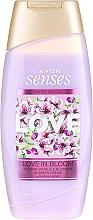 Düfte, Parfümerie und Kosmetik Duschcreme mit Jasminblüten und Vitaminkomplex - Avon Senses Love in Bloom Shower Cream