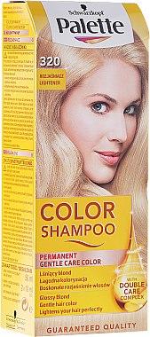 Tönungsshampoo - Schwarzkopf Palette Color Shampoo — Bild N1