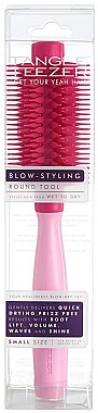Entwirrbürste - Tangle Teezer Blow-Styling Round Tool Small Pink — Bild N1