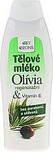 Düfte, Parfümerie und Kosmetik Körperlotion - Bione Cosmetics Olivia Regenerative Body Lotion