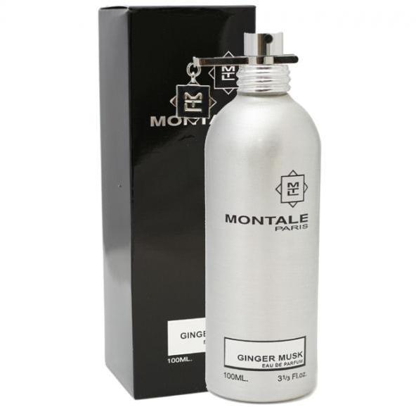 Montale Ginger Musk - Eau de Parfum — Bild N1