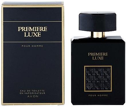Avon Premiere Luxe for Him - Eau de Toilette — Bild N2