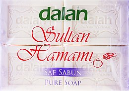 Düfte, Parfümerie und Kosmetik Parfümierte Körperseife - Dalan Pure Soap Sultan Hamami