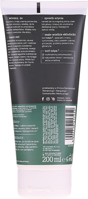 2in1 Shampoo und Duschgel für Männer - Tolpa Green Men Shower Gel — Bild N2