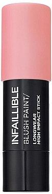 Rouge Stick - L'Oreal Paris Infaillible Blush Paint — Bild N1
