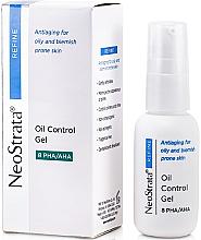 Düfte, Parfümerie und Kosmetik Sebumregulierendes Gel für fettige und zu Akne neigender Haut - NeoStrata Refine Oil Control Gel 8% PHA/AHA