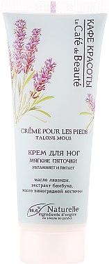 """Pflegende und feuchtigkeitsspendende Fußcreme """"Weiche Fersen"""" - Le Cafe de Beaute Foot Cream Soft Heels — Bild N1"""