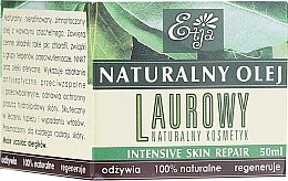 Düfte, Parfümerie und Kosmetik Natürliches Lorbeeröl - Etja Natural Oil