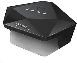 Düfte, Parfümerie und Kosmetik UV/LED Lampe 36 Watt schwarz - Semilac Diamant 36W