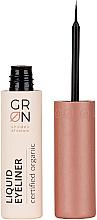 Düfte, Parfümerie und Kosmetik Flüssiger Eyeliner - GRN Liquid Eyeliner Black Tourmaline