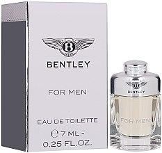 Düfte, Parfümerie und Kosmetik Bentley Bentley for Men - Eau de Toilette (Mini)