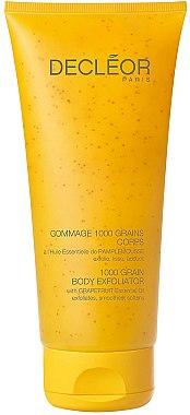 Glättendes Körperpeeling - Decleor Aroma Cleanse 1000 Grain Body Exfoliator — Bild N1