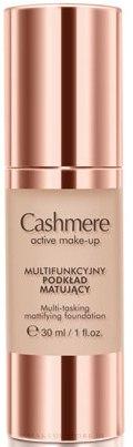 Mattierende Foundation - Dax Cashmere Active Make-Up Mattifying Foundation — Bild Medium Beige