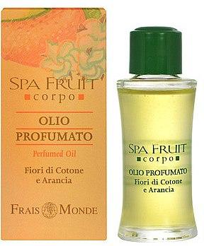 Parfüm Duft - Frais Monde Spa Fruit Cotton Flower And Orange Perfumed Oil — Bild N1