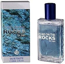 Düfte, Parfümerie und Kosmetik Real Time Pure On The Rocks For Men - Eau de Toilette