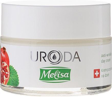 Tagescreme gegen Falten - Uroda Melisa Anti Wrinkle Firming Day Cream — Bild N2