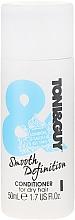 Düfte, Parfümerie und Kosmetik Conditioner für trockenes Haar - Toni & Guy Nourish Smoothing Conditioner for Dry Hair