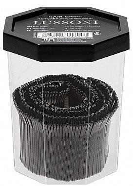 Haarnadeln schwarz 4cm. - Lussoni Hair Grips Black — Bild N2