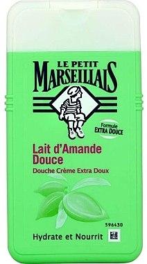"Duschgel ""Süße Mandel"" - Le Petit Marseillais — Bild N1"