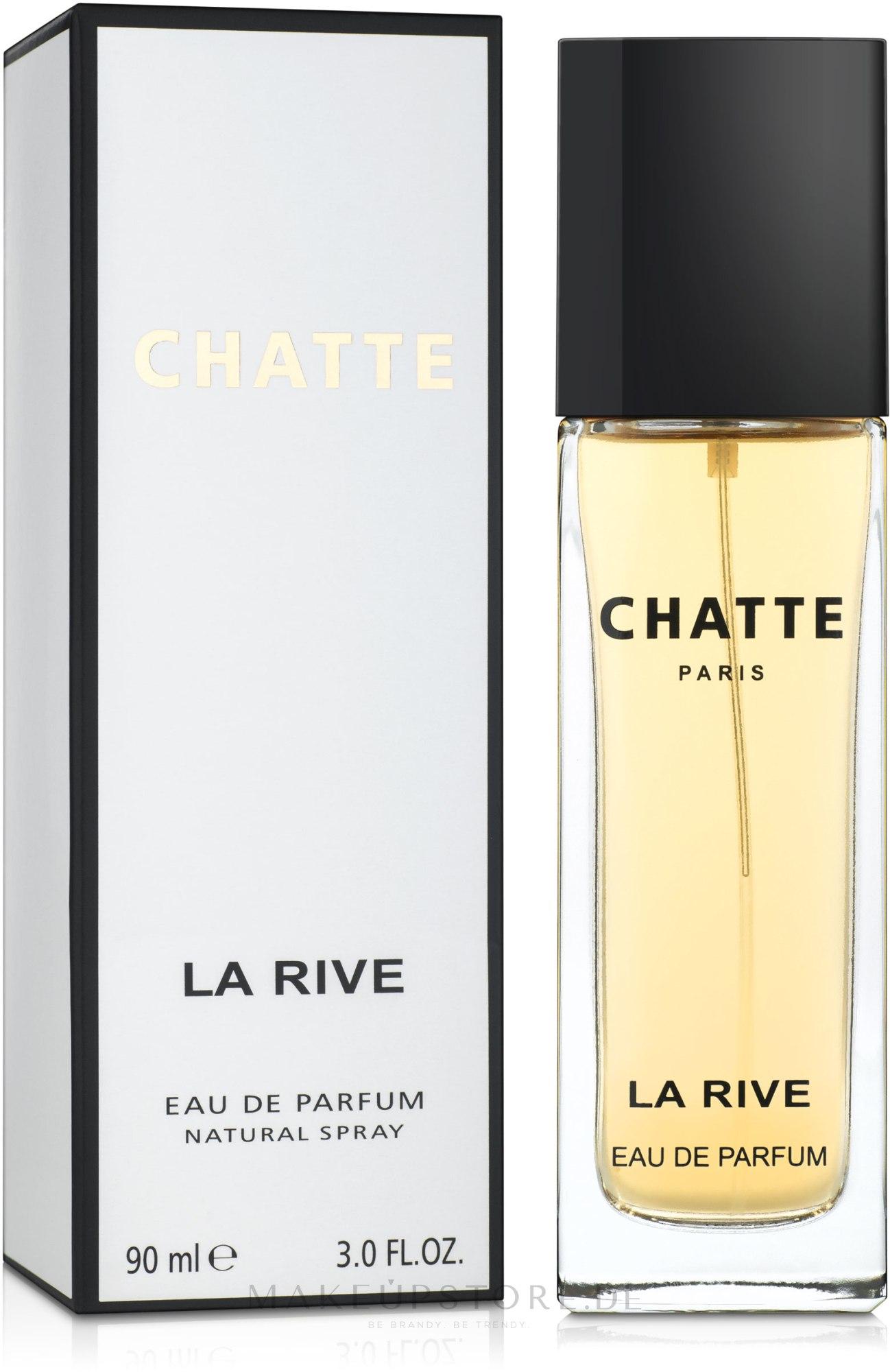 La Rive Chatte - Eau de Parfum — Bild 90 ml