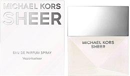Michael Kors Sheer 2017 - Eau de Parfum — Bild N2