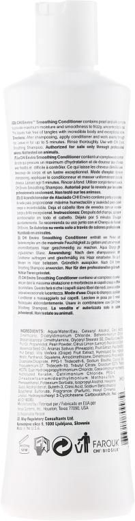 Entwirrender Conditioner - CHI Enviro Smoothing Conditioner — Bild N2