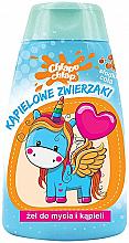 Düfte, Parfümerie und Kosmetik Bade- und Duschgel für Kinder Badetiere Süße Cola - Chlapu Chlap Bath & Shower Gel